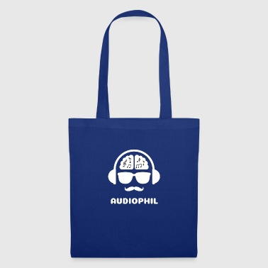 Audiophile MUSIC SHIRT - Tote Bag