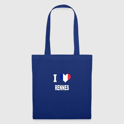 I Love RENNES - Tote Bag