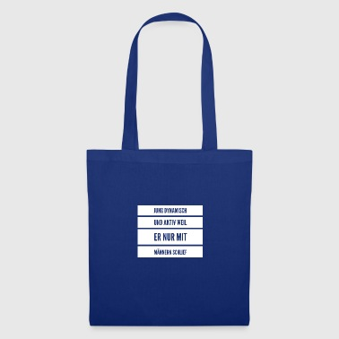 A heart for men - Tote Bag