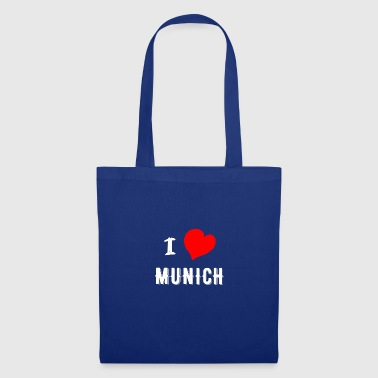 J'aime Munich - Tote Bag
