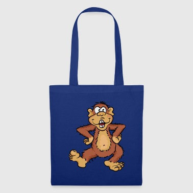 Dancing monkey - Tote Bag