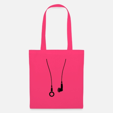 Mp3 mp3 headphones - Tote Bag