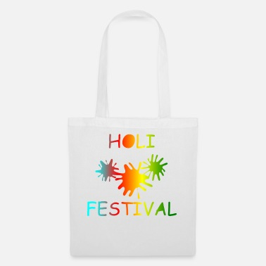KEEP CALM, music, cool, Holi, festival - Tote Bag