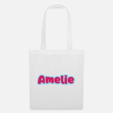 First Name Amelie name first name - Tote Bag
