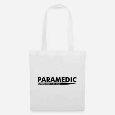 Emergency Call Paramedic Emergency Call 112 - Tote Bag