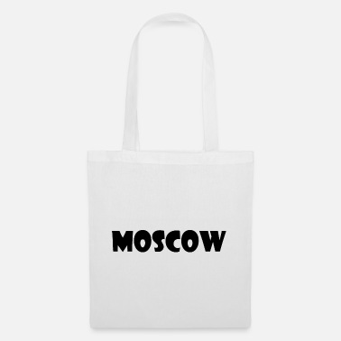 Moscow Moscow - Tote Bag