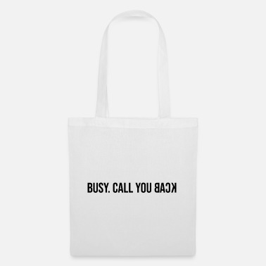 Busy Busy - Tote Bag