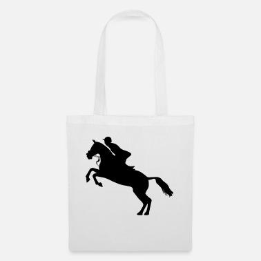 Equitación equitación ecuestre ecuestre deporte ecuestre - Bolsa de tela bfcb46e3b80