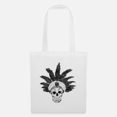 Indian skull - Tote Bag