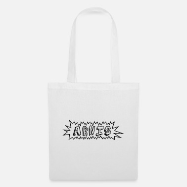 Arnis Arnis Eskrima knows - Tote Bag