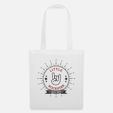 Little Rock Star french fries fork - Tote Bag