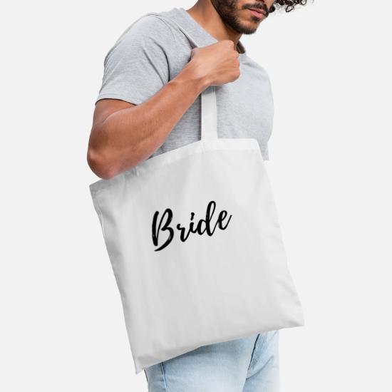 Brud, brud Stoffveske | Spreadshirt