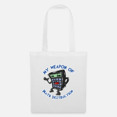 Maths maths - Tote Bag