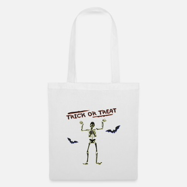 Treat Halloween treat or treat - Tote Bag