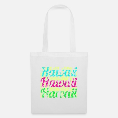 Hawaii Hawaii Hawaii Hawaii - Tote Bag