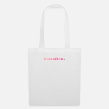 Affection affected. - Tote Bag