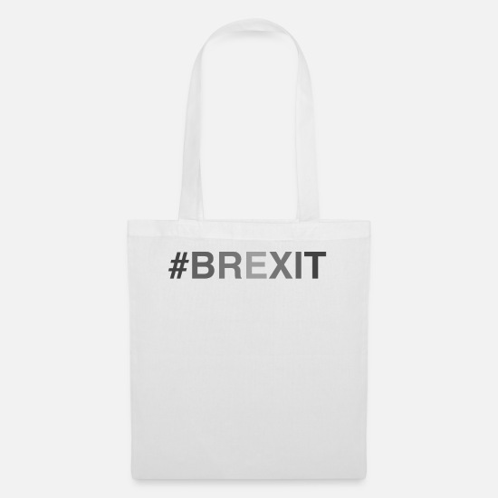 Hanover Bags & Backpacks - #BREXIT - Tote Bag white