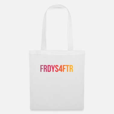 Fridays For Future FRDYS4FTR - Fridays For Future - Cool Statement - Tote Bag