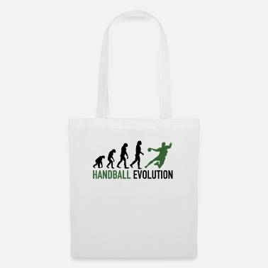 Handball Handball Evolution | Handball player, handball fan - Tote Bag