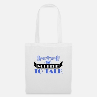 Shake Fitness Gym Gym Workout Saying - Tote Bag