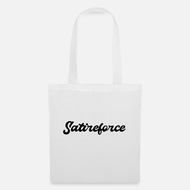 Satire force de satire - Sac en tissu