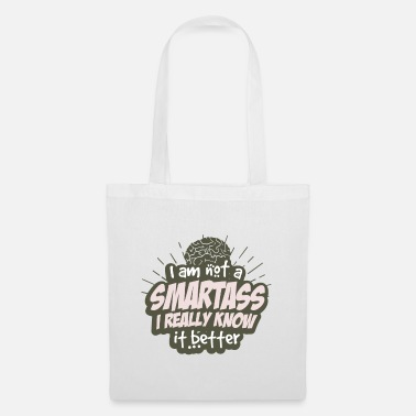 Know-it-all Know-it-all - Tote Bag