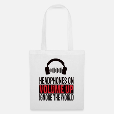 Headset Headset - Tote Bag