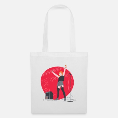 Chant Rock music - Tote Bag