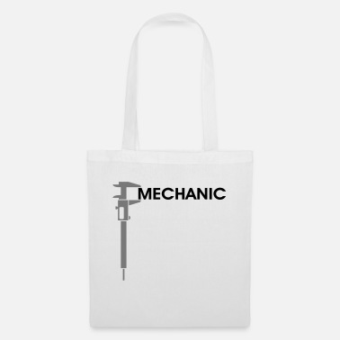 Mechanic mechanic mechanics - Tote Bag