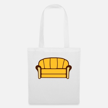 Couch Couch - Tote Bag