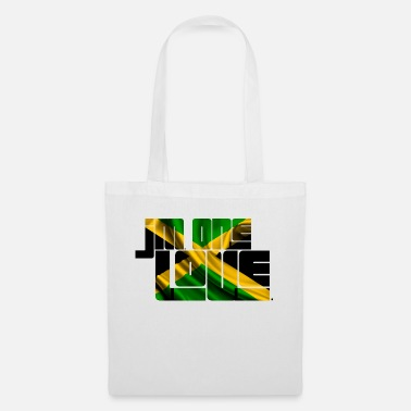 Jm Jamaica JM - one love - Tote Bag