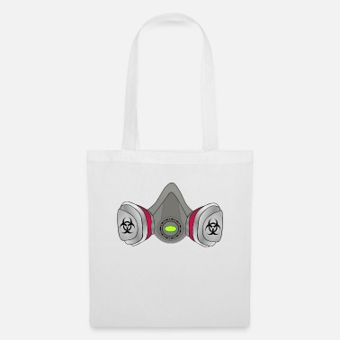 Mask Mask - mask - Tote Bag