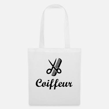 Creation Coiffure / Coiffeur / Coiffeuse / Mode / Cheveux - Tote Bag