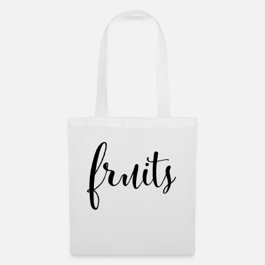 Fruit FRUITS - fruit fruits - Sac en tissu