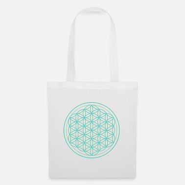Life flower of Life - Tote Bag