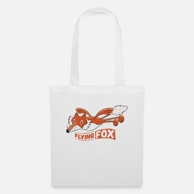 Flying Fox - Tote Bag