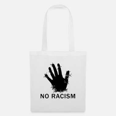 Against Against Nazis, against the right - Tote Bag