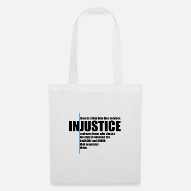 Injustice INJUSTICE! GIFT IDEA - Tote Bag