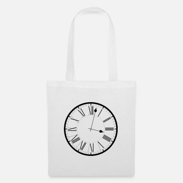 Clock Clock / Clock - Tote Bag