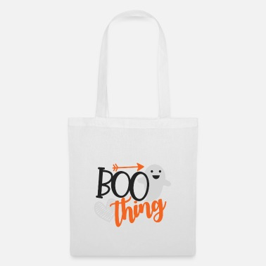 Birthday Boo thing gift Halloween monster witch ghosts - Tote Bag
