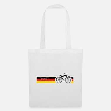 National Cykel nationale farver National Germany Gift - Mulepose