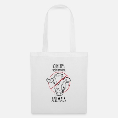 Rights Tierschutz Animal Rights Vegan Geschenk - Stoffbeutel