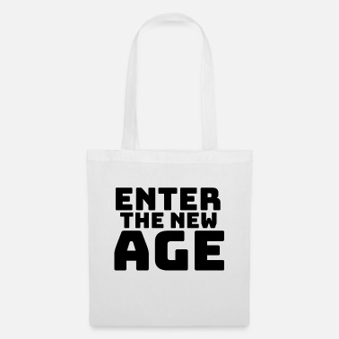 New Age Enter the new Age - Stoffbeutel
