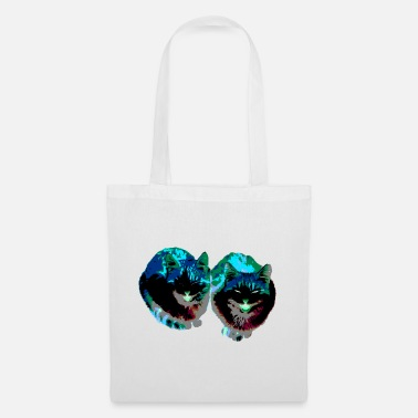2 cats - Tote Bag