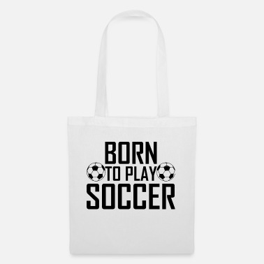 Pitching Soccer - Tote Bag