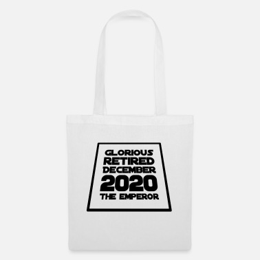Scifi emperor glorius retired december 2020 - Tote Bag