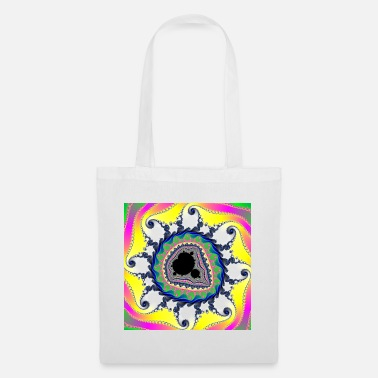 Graphic Art Fractal #020 - Tote Bag