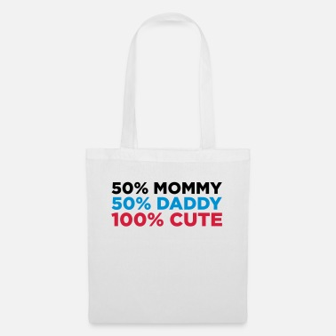 Mandapeno 100% Cute (3c) - Tote Bag