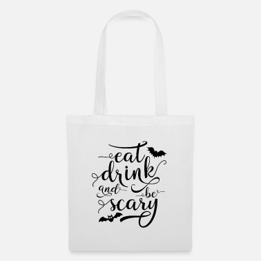 Scary Haloween poison - Tote Bag