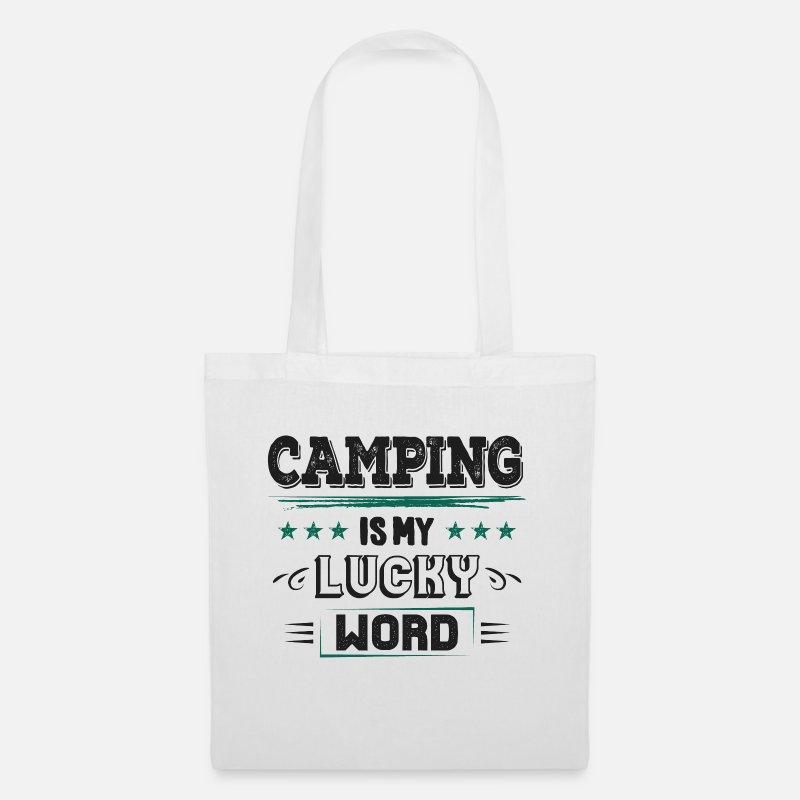 The Place Where I Belong Caravan Camping Shoulder Shopping Bag